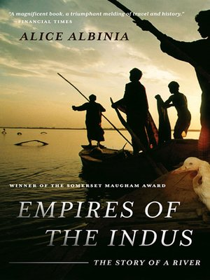 cover image of Empires of the Indus