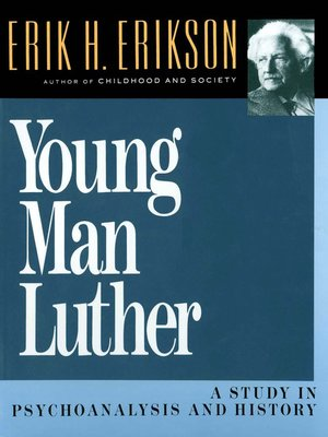 cover image of Young Man Luther