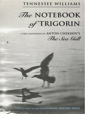cover image of The Notebook of Trigorin