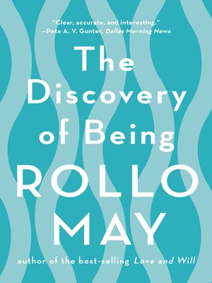 cover image of The Discovery of Being