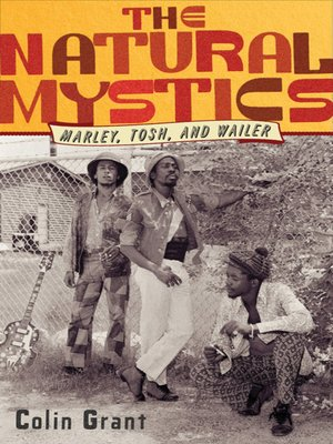 cover image of The Natural Mystics