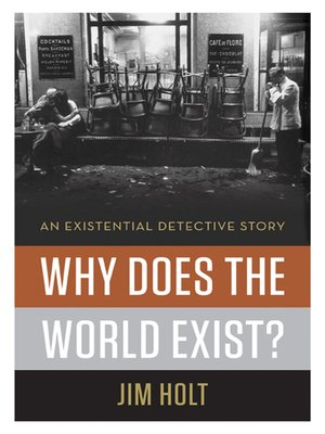 cover image of Why Does the World Exist?