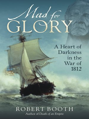 cover image of Mad for Glory