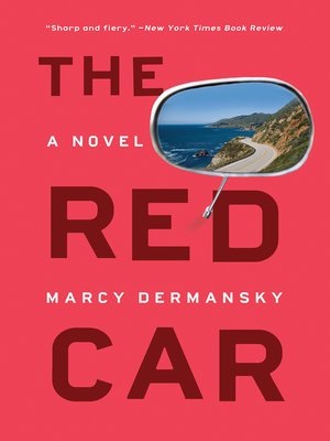 cover image of The Red Car