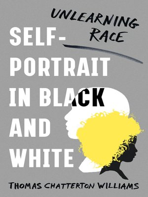 cover image of Self-Portrait in Black and White