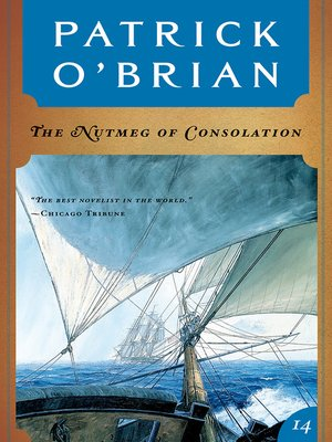 cover image of The Nutmeg of Consolation (Volume Book 14)  (Aubrey/Maturin Novels)