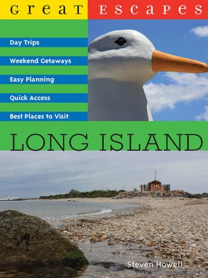 cover image of Long Island (Great Escapes)