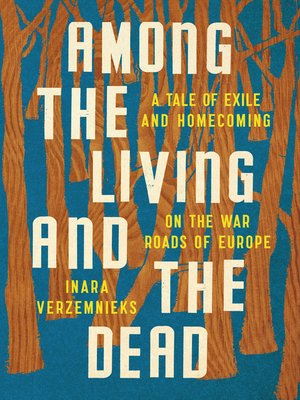 cover image of Among the Living and the Dead