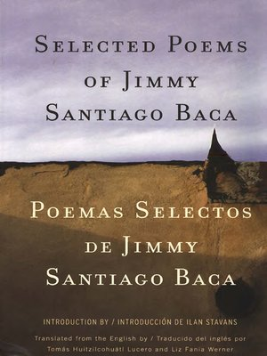 cover image of Selected Poems/Poemas Selectos
