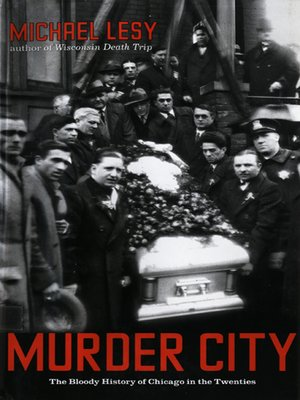 cover image of Murder City