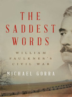 cover image of The Saddest Words