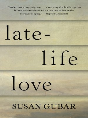 cover image of Late-Life Love