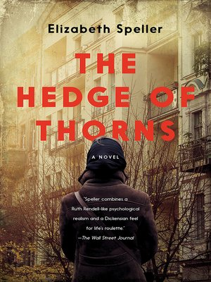 cover image of The Hedge of Thorns