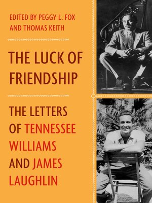 cover image of The Luck of Friendship