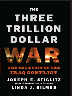 cover image of The Three Trillion Dollar War