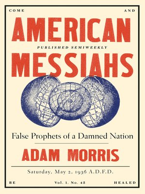 cover image of American Messiahs
