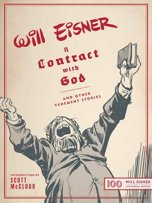 cover image of A Contract with God and Other Tenement Stories
