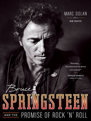 cover image of Bruce Springsteen and the Promise of Rock 'n' Roll
