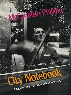 cover image of City Notebook