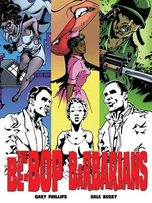 cover image of The Be-Bop Barbarians