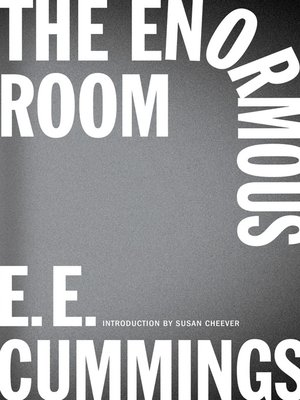 cover image of The Enormous Room (New Edition)