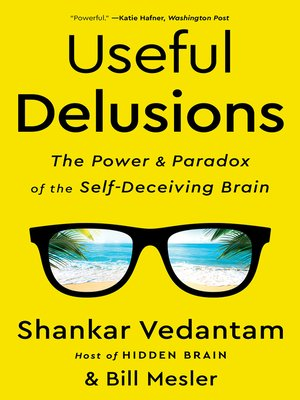 cover image of Useful Delusions