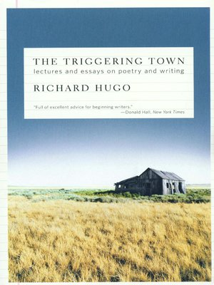 cover image of The Triggering Town