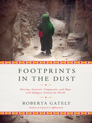 cover image of Footprints in the Dust