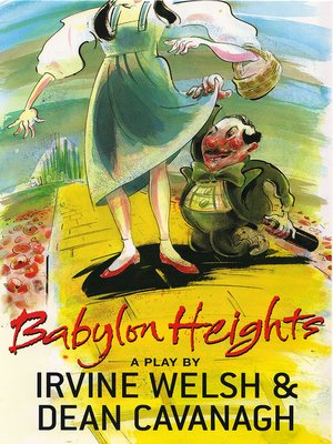 cover image of Babylon Heights
