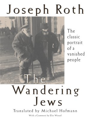 cover image of The Wandering Jews