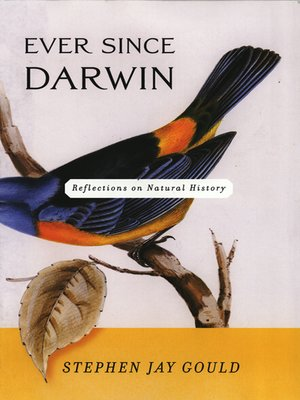 cover image of Ever Since Darwin