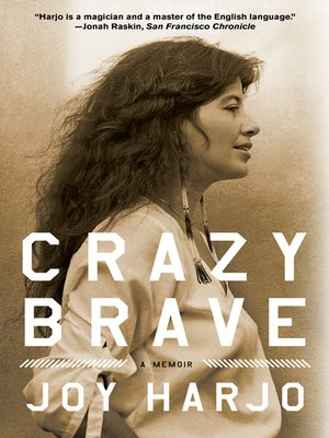 cover image of Crazy Brave