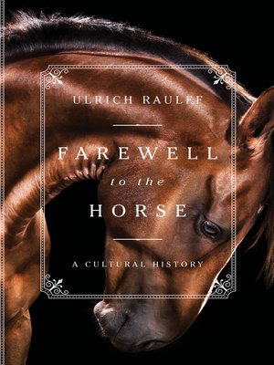 cover image of Farewell to the Horse