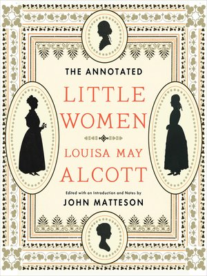 cover image of The Annotated Little Women (The Annotated Books)
