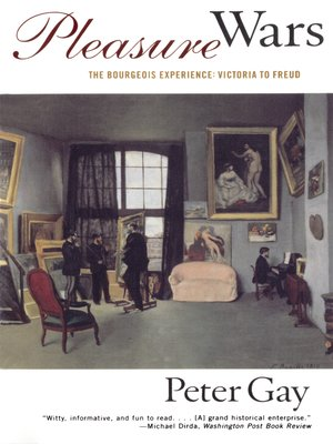 cover image of Pleasure Wars