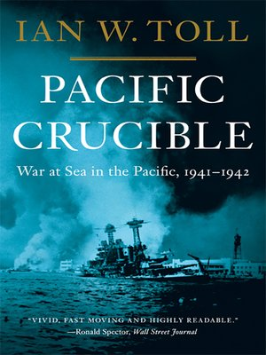 cover image of Pacific Crucible