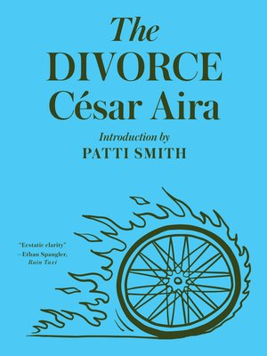 cover image of The Divorce