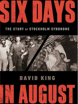 cover image of Six Days in August