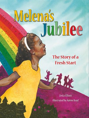 cover image of Melena's Jubilee