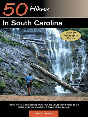 cover image of Explorer's Guide 50 Hikes in South Carolina