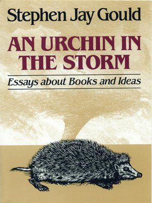 cover image of An Urchin in the Storm