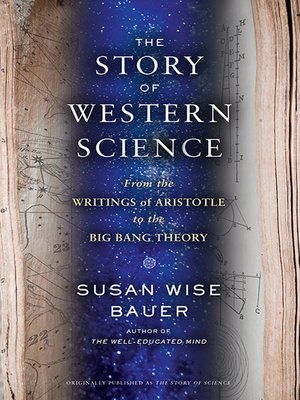 cover image of The Story of Western Science