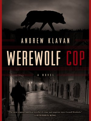 cover image of Werewolf Cop