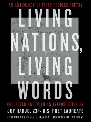 cover image of Living Nations, Living Words