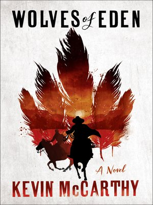 cover image of Wolves of Eden