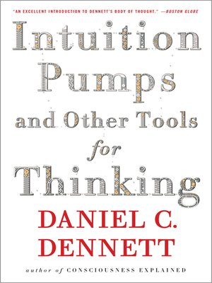 intuition pumps and other tools for thinking epub