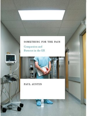 cover image of Something for the Pain