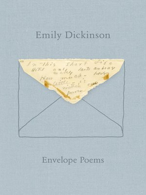 cover image of Envelope Poems