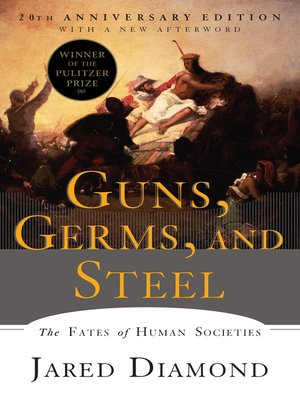 guns germs and steel audiobook torrent
