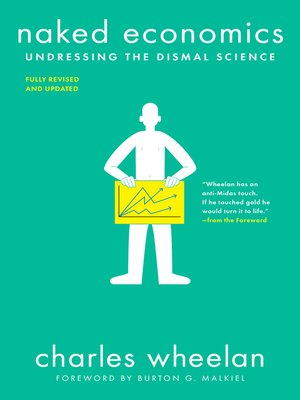cover image of Naked Economics